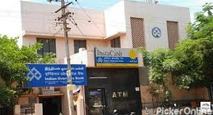 INDIAN OVERSEAS BANK ATM