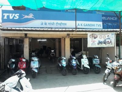 A K Gandhi TVS Wadi