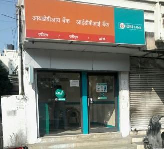 IDBI Bank ATM Shrinagar