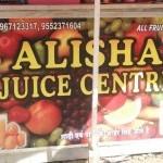 Alisha Juice Center