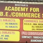 Academy For Diploma /B.E./ Commerce Students