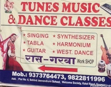 Tunes Music & Dance Classes