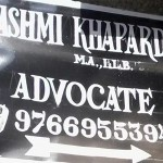 Rashmi Khaparde Advocate