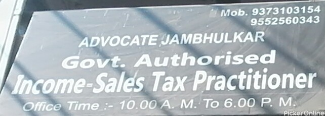 Advocate Jambhulkar
