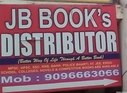 J.B. Books Distribution