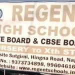 Regent High School Cbse