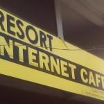 Resort Internet Cafe