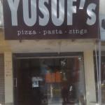 Yusuf's Pizza Shop