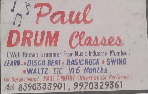 Paul Drum Classes