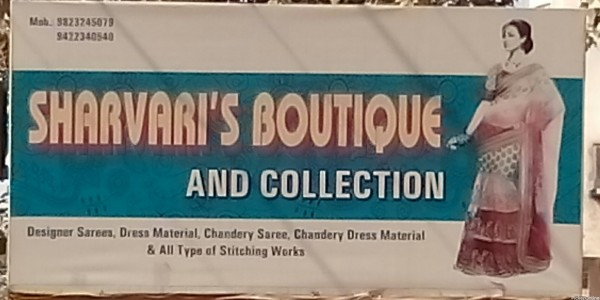 Shaavari's Boutique And Collection