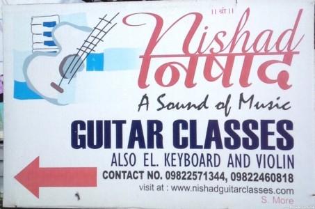 Nishad Guitar Classes