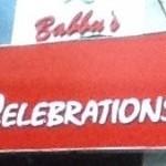 Babbu's  Celebration
