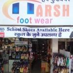 Harsh Foot Wear