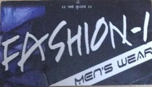 Fashion -1 Men's Wear