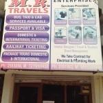 M.R. Travels