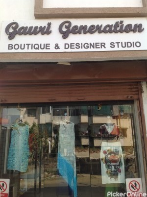 Gauri Generation Boutique and Designer Studio