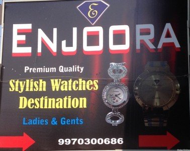 Enjoora Premium Watches and Fashion Accessories Store