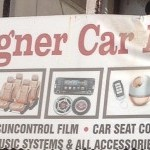 Designer Car Decor