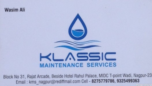 Klassic Maintenance Services