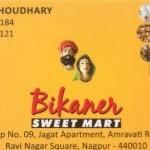 Bikaner Sweet Mart