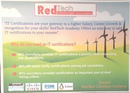 RedTech Computer Academy