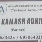 C.A. Kailash Adkine