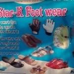 Star- K Foot Wear