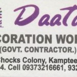Daata Decoration Works