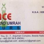 Ace Hajj And Umrha Tours