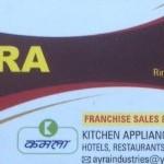 Arya Kitchen Appliances