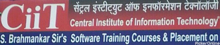 CIIT-Central Institute Of Information Technology