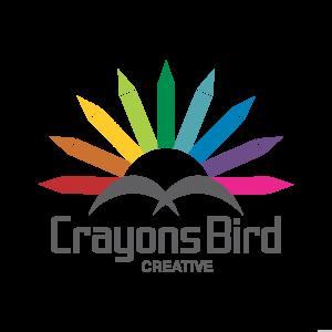 Crayons Bird
