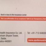 Appllo Munich Heath Insurance Co. Ltd.