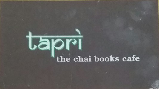 Tapri The Chai Books Cafe