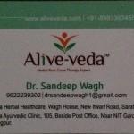 Dr. Sandeep wagh