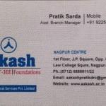 Aakash Foundations