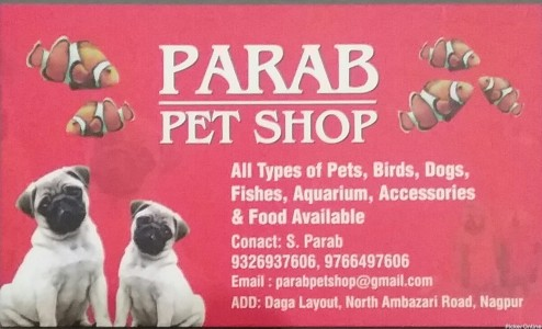 Parab Pet Shop