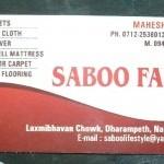Saboo Fabs