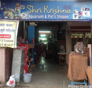 Shri Krishna Aquarium & Pet's Shoppe