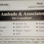 Ambade And Associate