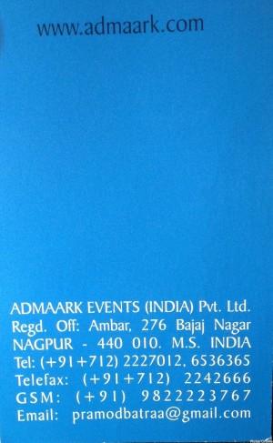 Admaark Events