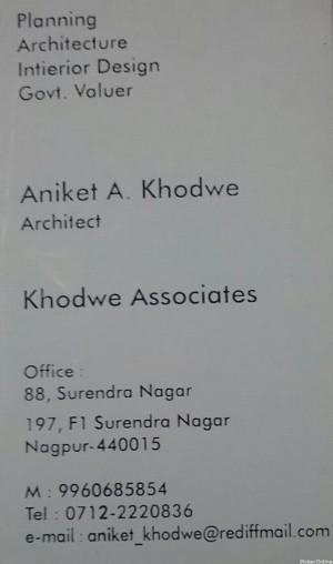 Aniket Khodwe