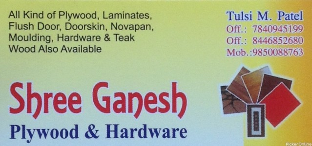 Shree Ganesh Plywood And Hardware