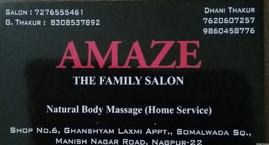 Amaze The Family Salon
