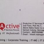 ProActive IT Services Pvt. Ltd.
