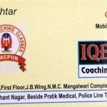 Iqbal Coaching Classes