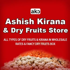 Ashish Dry Fruit & Super Shopee