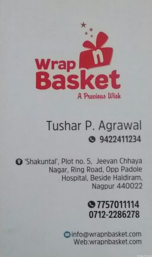 Wrap n Basket