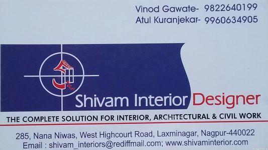 Shivam Interior Designer