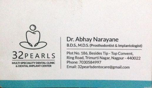 32Pearls Dental Clinic